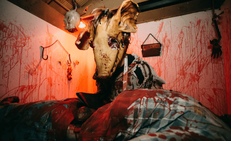 Six Flags St. Louis Haunted Attractions