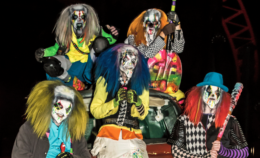 Six Flags St. Louis Scare Zones