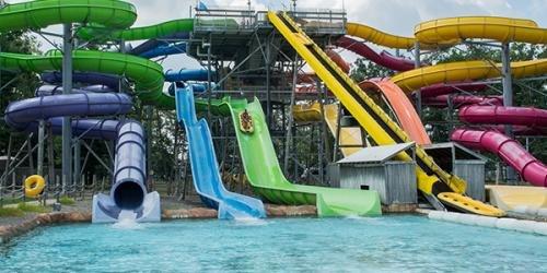 Hurricane Harbor New Jersey Six Flags