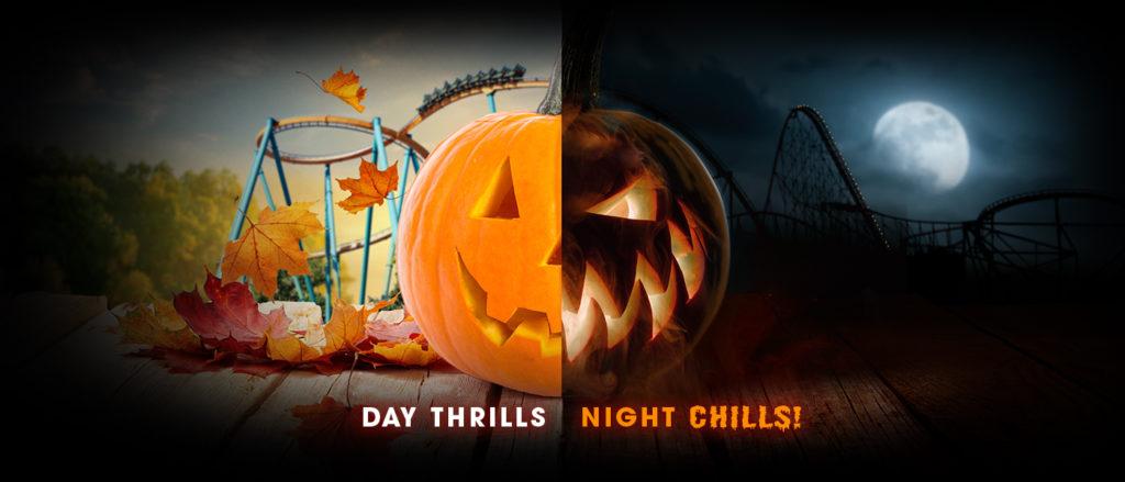 Day thrills night chills