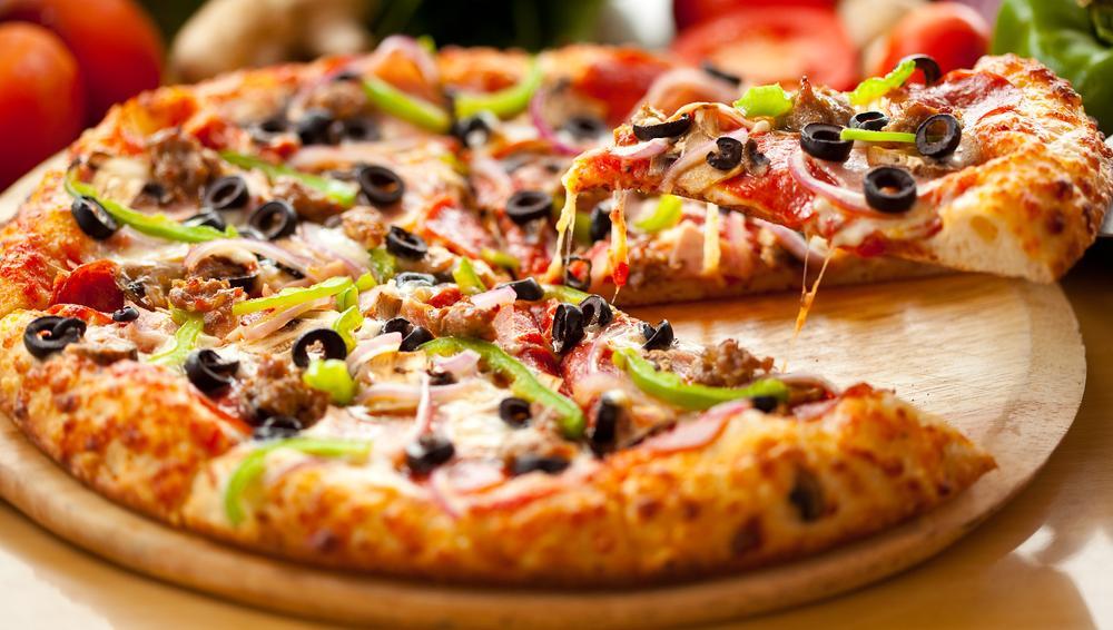Diningitalianfoodpizza