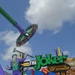 view of joker carnival of chaos