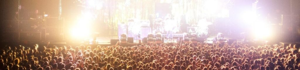 concert events at Six Flags