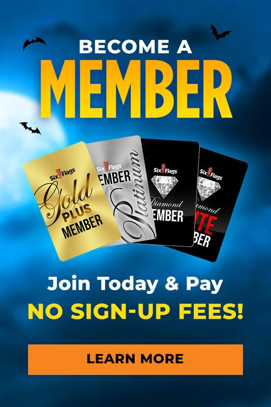 Become a Member today and get no sign up fees