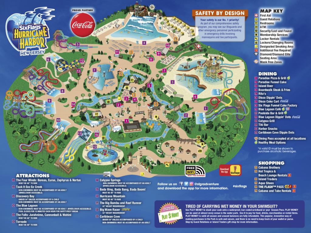 HHNJ Park Map