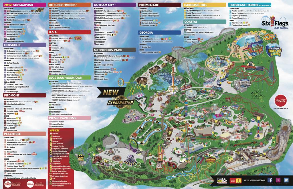 SFOG Park Map