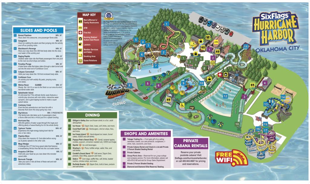 HHOKC Park Map