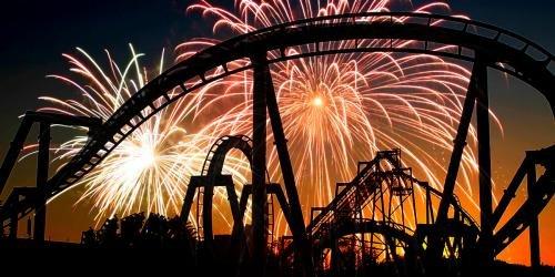 Coaster Fireworks