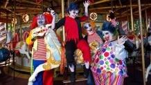 Hallowfest clowns