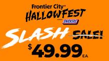 Slash Sale 2021 Season Passes $49.99