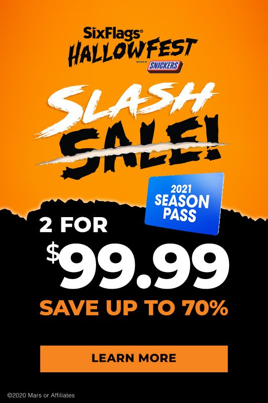 Slash Sale 2021 Season Pass 2 for $99.99