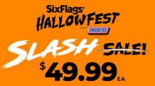 Slash Sale 2021 Season Passes $49.99
