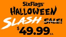 Halloween Slash Sale for 2021 Season Passes