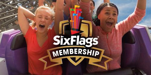 Six Flags Memberships National
