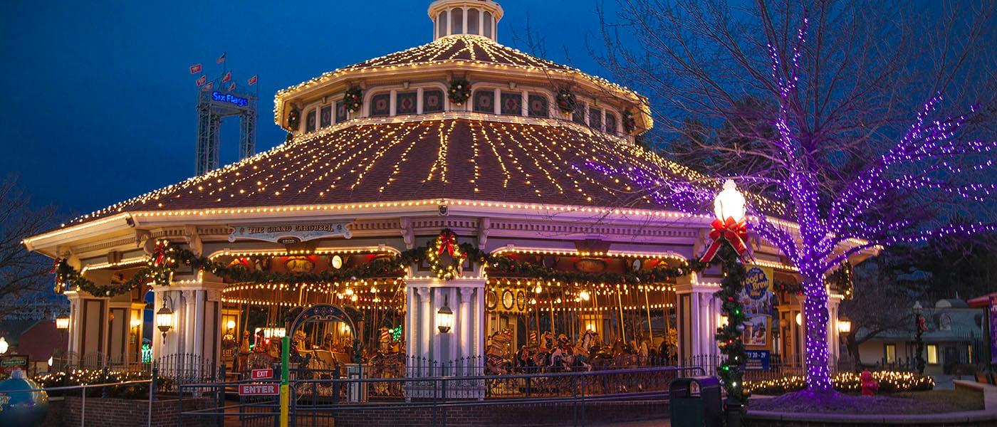 Six Flags New England Six Flags