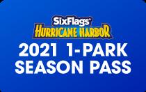 2021 Hurricane Harbor Pass
