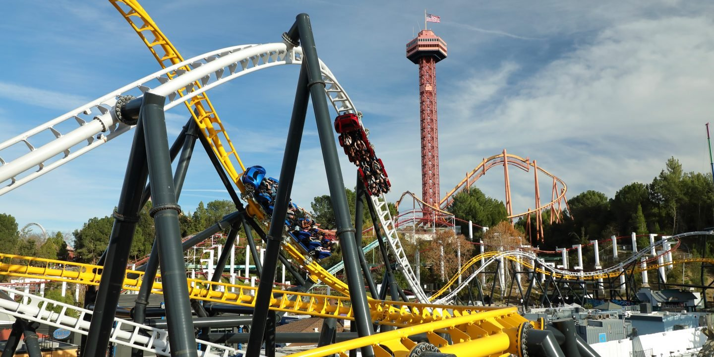 Passholder Preview Days Six Flags Magic Mountain