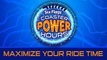 coaster power hours logo