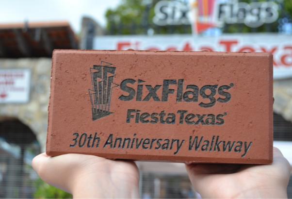 SFFT 30th Anniversary Bricks