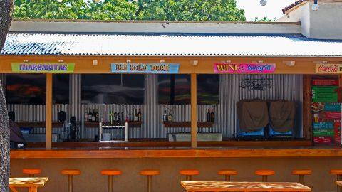 Casa Bar at Six Flags Over Texas