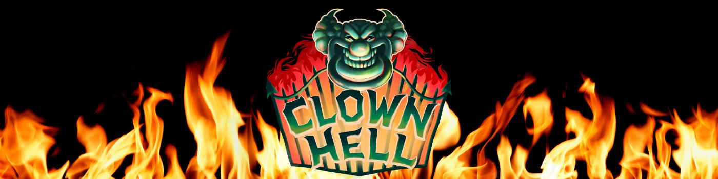 Six Flags Over Georgia Clown Hell