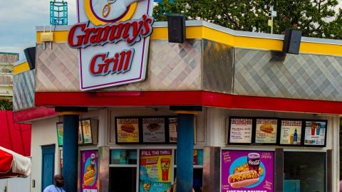 Granny's Grill at Six Flags Over Texas
