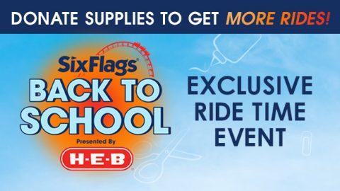 Hebbts Fiesta Texas event landing page