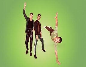 Jonas Brothers live nation image