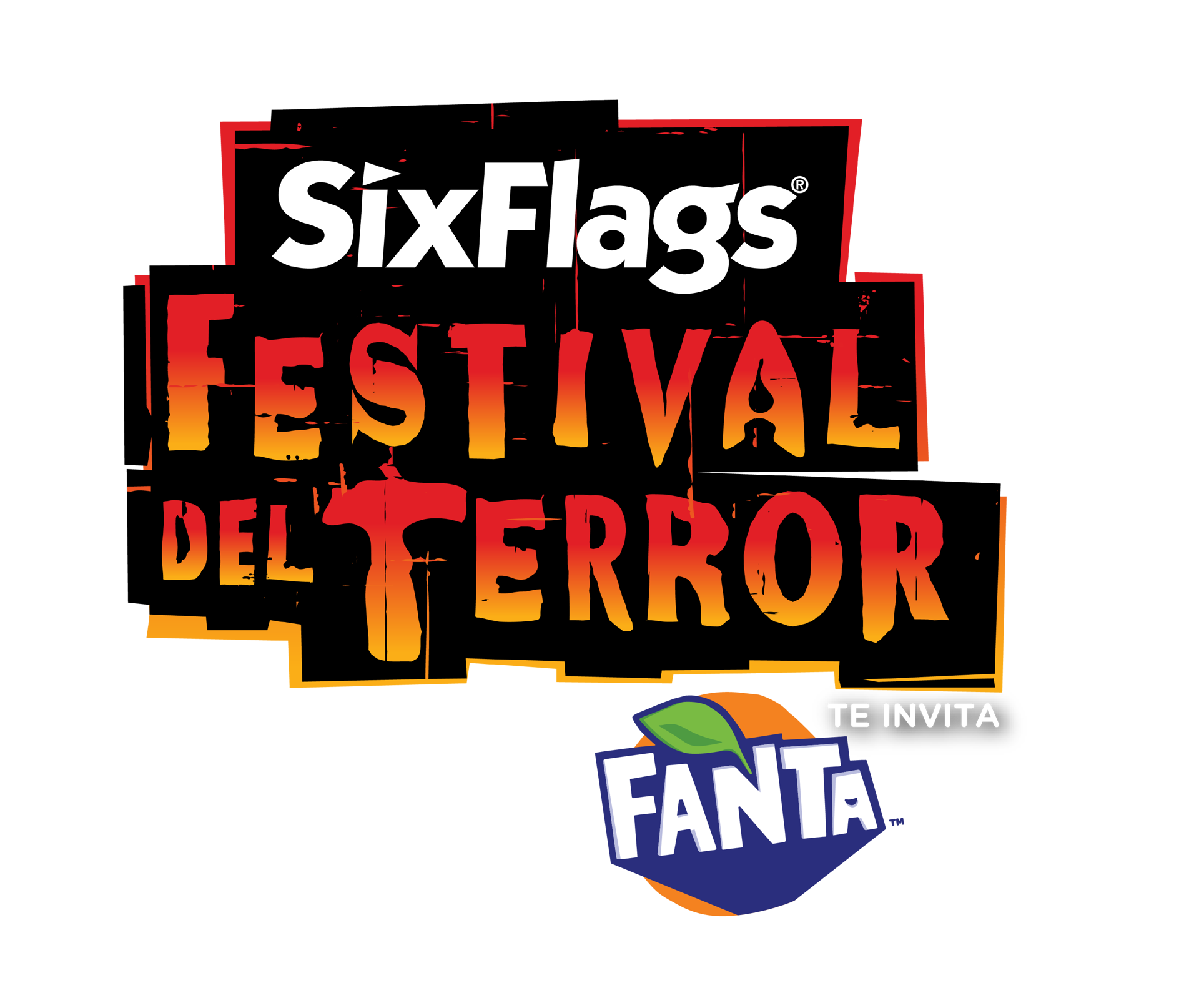 Six Flags Fright Fest presented by Snickers