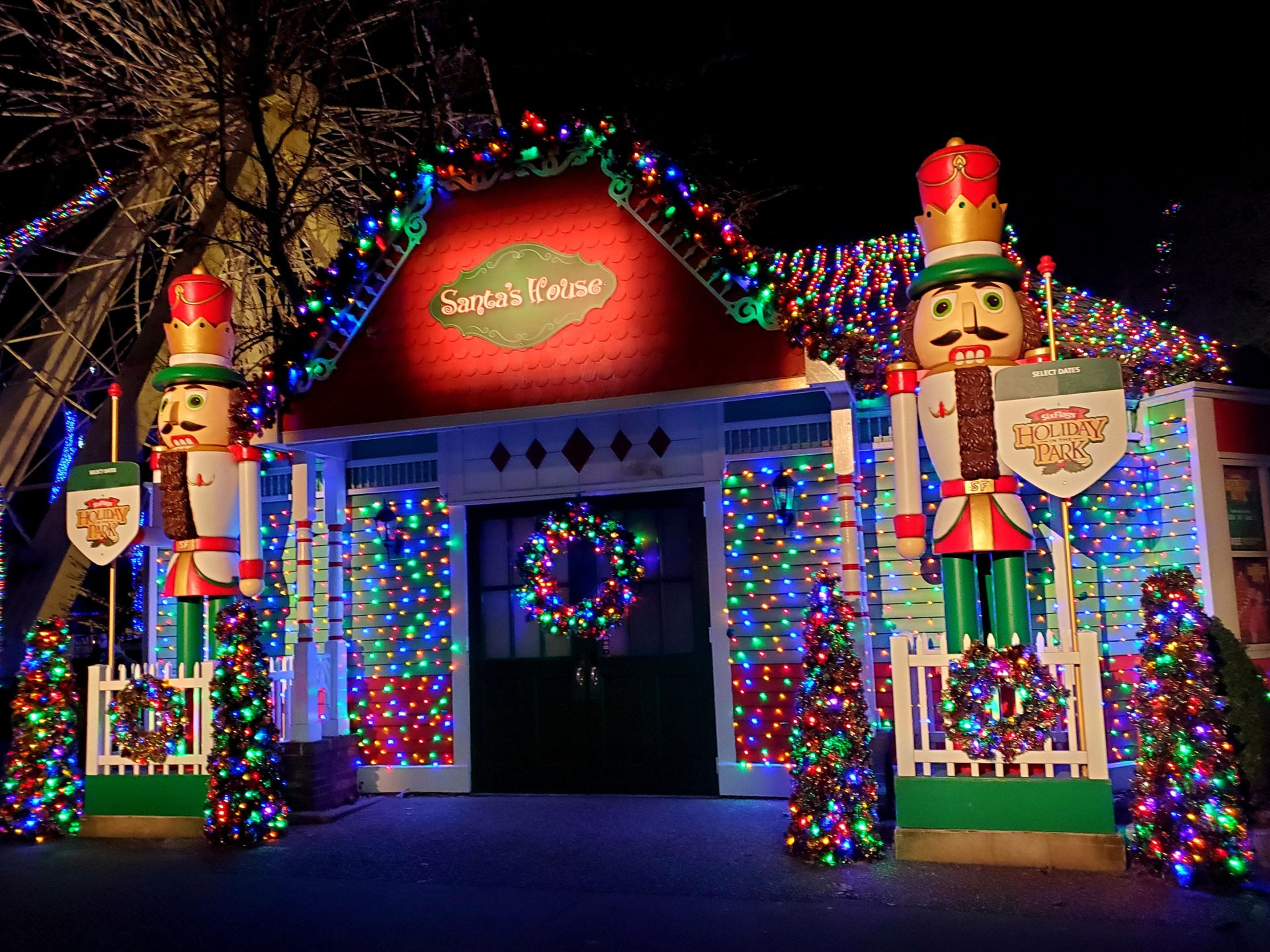 North Pole Santa's House