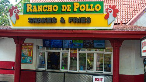 Rancho de Pollo at Six Flags Over Texas
