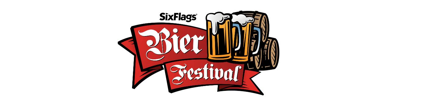 Six Flags Bier Festival Logo