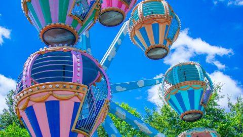 Sylvester & Tweety's State Fairis Wheel