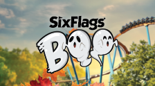 Six Flags America Boo By Day