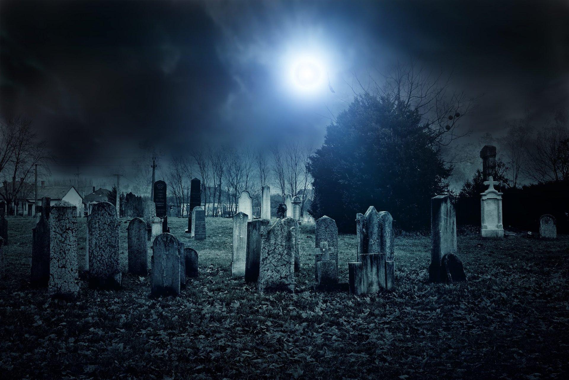 Dark oaks graveyard detail image