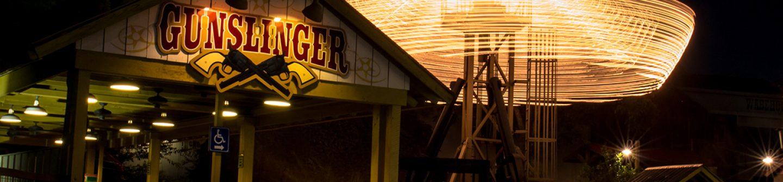 Gunslinger at Six Flags Over Texas