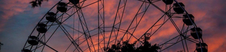 Colossus-sunset