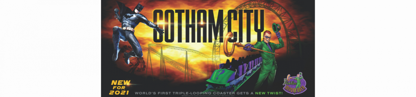 New Gotham City For 2021 Smaller Image