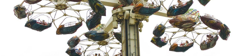 Condor ride at La Ronde