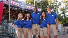 Six Flags Team Members