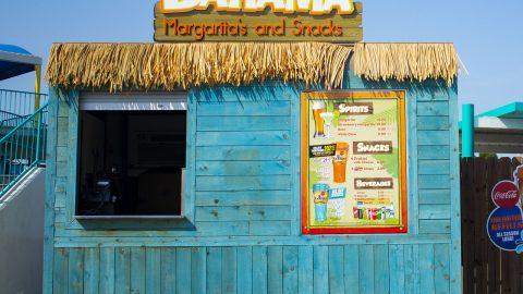 Bahama Margaritas & Snacks at Hurricane Harbor Arlington