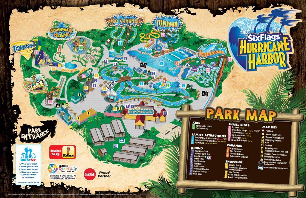 HHCO Park Map 2021