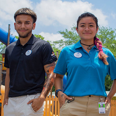 Six Flags employees can now have tattoes and colored hair as part of approved dress code