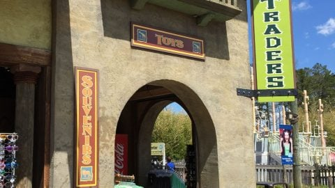Kingdom Traders at Six Flags Great Adventure