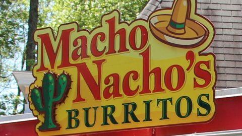 macho-nacho-sign close up