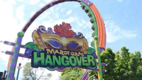 Mardi Gras Hangover