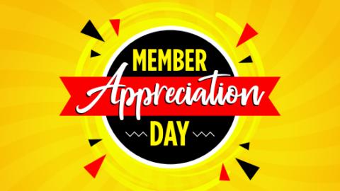 member-appreciation even