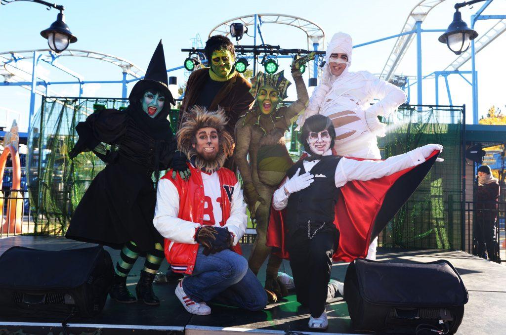 Le Monstres Moches at La Ronde