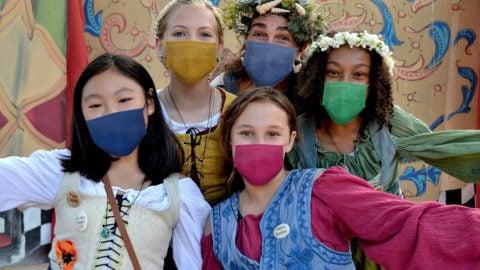 Renaissance Days - Masks