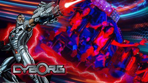 cyborg hyper drive logo